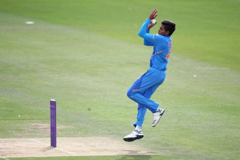 Kartik Tyagi is one of the most promising pacers in the tournament to watch out for