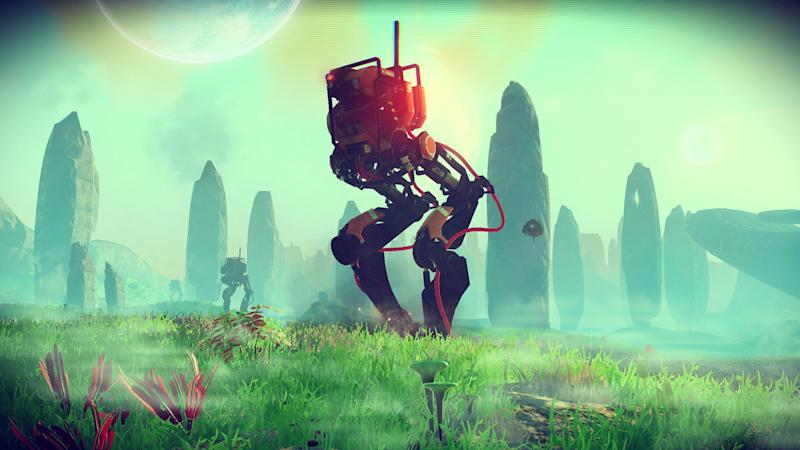 Modder replicates 'No Man's Sky' in 'Doom,' and it's truly a sight to behold