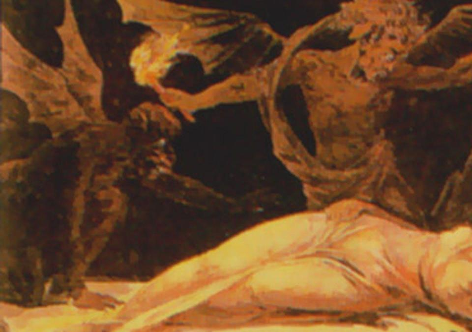"<span class=""caption"">Incubus, a male demon, was said to prey on sleeping women in mythological tales.</span> <span class=""attribution""><a class=""link rapid-noclick-resp"" href=""https://upload.wikimedia.org/wikipedia/commons/7/7e/Incubus.jpg"" rel=""nofollow noopener"" target=""_blank"" data-ylk=""slk:Walker, Charles: The encyclopedia of secret knowledge"">Walker, Charles: The encyclopedia of secret knowledge</a></span>"