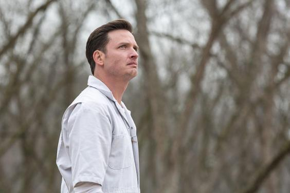 Aden Young in 'Rectify' (AMC)