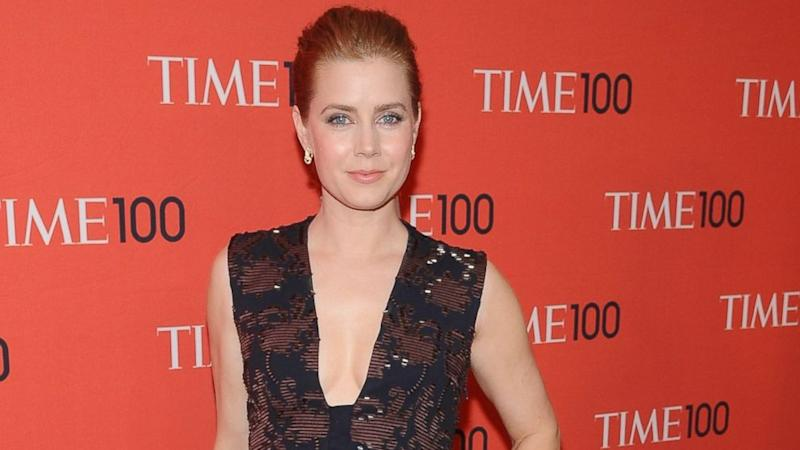 Amy Adams Speaks Out About Giving First Class Seat to US Soldier