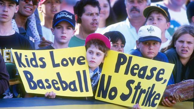 Strikes and lockouts have happened for different reasons through the years, with varying lengths and intensity.