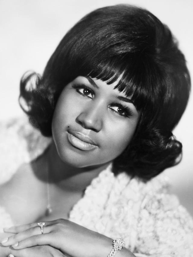 <p>All-time icon: The soul singer in 1967. (Rex) </p>