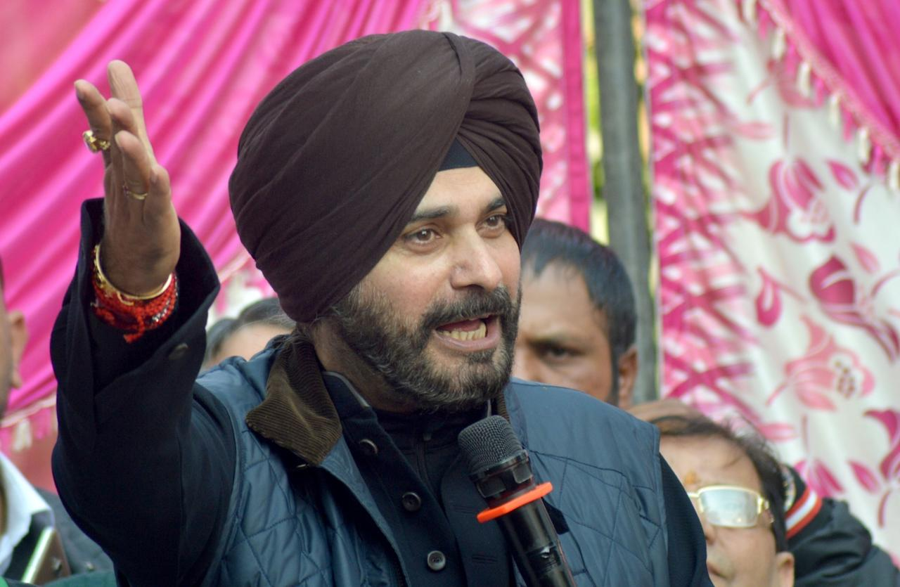 <p><strong>WON:</strong> Navjot Singh Sidhu, who after several flip-flops had joined the Congress party, contested the Amritsar East seat against Rajesh Kumar Honey of BJP. After establishing a significant lead in the Punjab Assembly polls, Sidhu claimed this to be 'just the beginning', adding that the state will serve as an example to others on good governance.<br /> Photo – Getty </p>