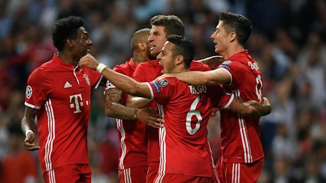 For the fifth season in a row the Bundesliga title is heading to the Allianz Arena after Bayern Munich defeated Wolfsburg.
