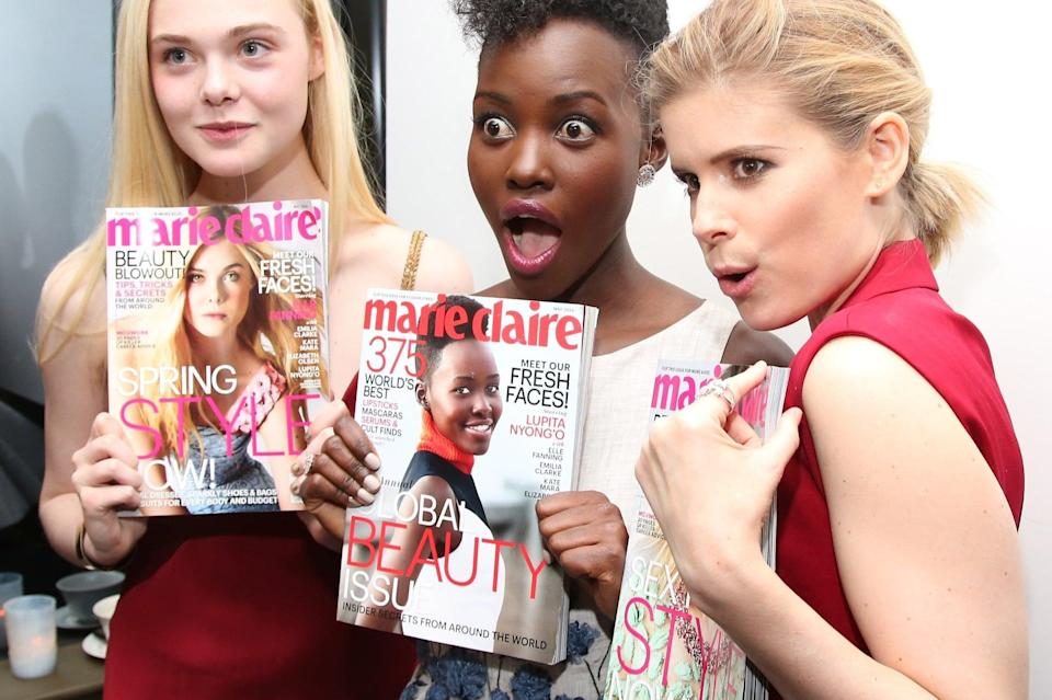<p>Marie Claire Celebrates May Cover Stars</p> (Getty Images for Marie Claire)