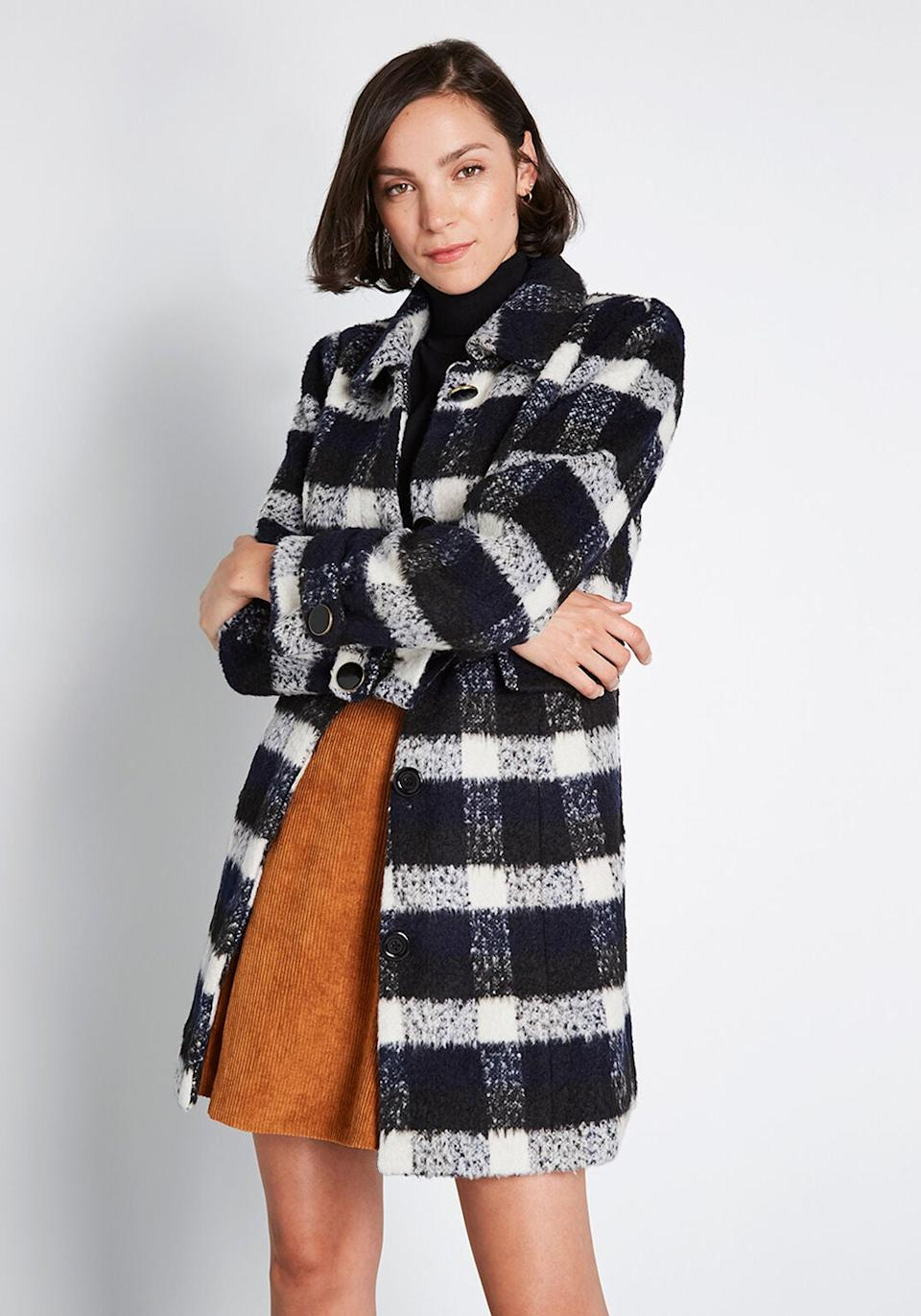 """<h3><a href=""""https://www.modcloth.com/"""" rel=""""nofollow noopener"""" target=""""_blank"""" data-ylk=""""slk:Modcloth"""" class=""""link rapid-noclick-resp"""">Modcloth</a> </h3><br><br><strong>Dates: </strong>Now - December 27<br><strong>Sale: </strong>An additional <a href=""""https://www.modcloth.com/shop/newarrivals"""" rel=""""nofollow noopener"""" target=""""_blank"""" data-ylk=""""slk:30% off select new arrivals"""" class=""""link rapid-noclick-resp"""">30% off select new arrivals</a>; up to <a href=""""https://www.modcloth.com/shop/outlet"""" rel=""""nofollow noopener"""" target=""""_blank"""" data-ylk=""""slk:65% off select items"""" class=""""link rapid-noclick-resp"""">65% off select items</a><br><strong>Promo Code: </strong>None — discounts applied in cart<br><br>This indie-minded site always contains a surprising wealth of stylish and affordable finds, but their last-stop shop, <a href=""""https://www.modcloth.com/shop/outlet"""" rel=""""nofollow noopener"""" target=""""_blank"""" data-ylk=""""slk:Mod Outlet"""" class=""""link rapid-noclick-resp"""">Mod Outlet</a>, is their best kept secret."""