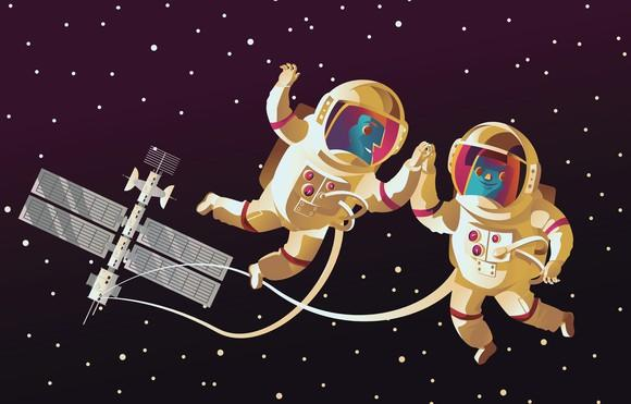 Will abandoning the international space station set for Space station 13 3d