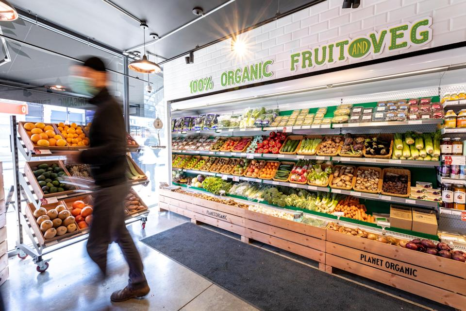 Planet Organic saw sales improve in the year to August 2020Planet Organic