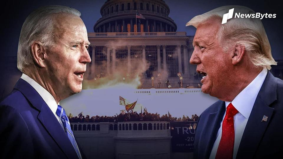 Democrats want to impeach Trump, again, but Biden is non-committal