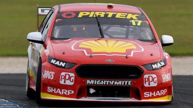 McLaughlin was too good. Image: AAP