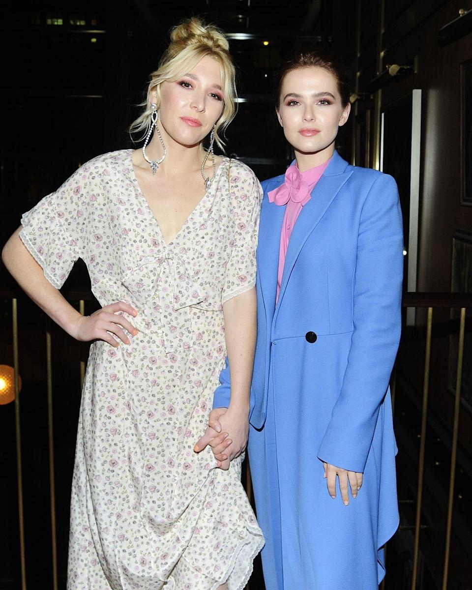<p>Madelyn Deutch and her younger sister, Zoey, look extremely alike, despite having different hair colors. Seriously, swap their eyes and we bet you wouldn't be able to tell the difference. They also costarred in <em>The Year of Spectacular Men </em>together.</p>