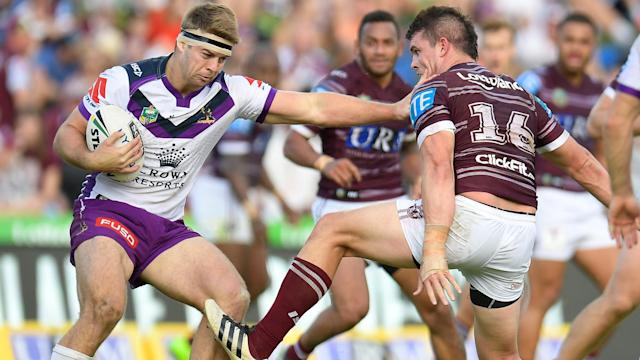 Christian Welch will miss the remainder of the NRL season in a blow to Melbourne Storm.