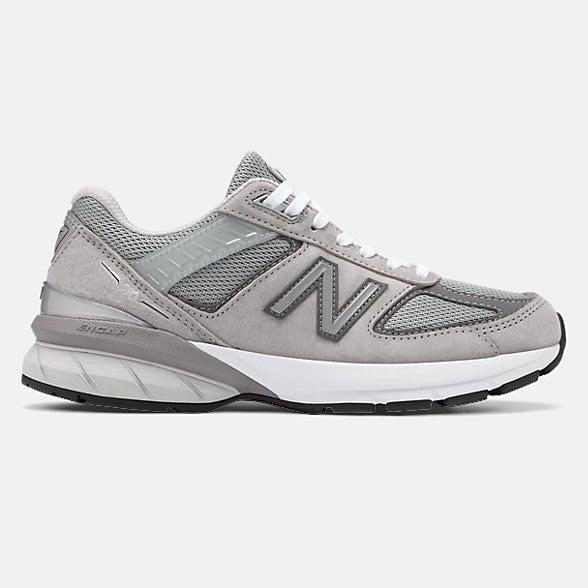 "<p><a href=""https://www.popsugar.com/buy/New-Balance-990v5-Made-US-520424?p_name=New%20Balance%20990v5%20Made%20in%20US&retailer=newbalance.com&pid=520424&price=175&evar1=fab%3Aus&evar9=44311634&evar98=https%3A%2F%2Fwww.popsugar.com%2Ffashion%2Fphoto-gallery%2F44311634%2Fimage%2F46921955%2FNew-Balance-990v5-Made-in-US&list1=shopping%2Cshoes%2Csneakers%2Choliday%2Cgift%20guide%2Ceditors%20pick%2Cfashion%20gifts%2Cgifts%20for%20women&prop13=api&pdata=1"" class=""link rapid-noclick-resp"" rel=""nofollow noopener"" target=""_blank"" data-ylk=""slk:New Balance 990v5 Made in US"">New Balance 990v5 Made in US</a> ($175)</p> <p>""I don't go anywhere without these New Balance 990s. I couldn't be more happy that they're back in style right now, not only because they're so comfy, but they look so cute with jeans and a tee."" - Krista Jones, associate editor, Shop</p>"