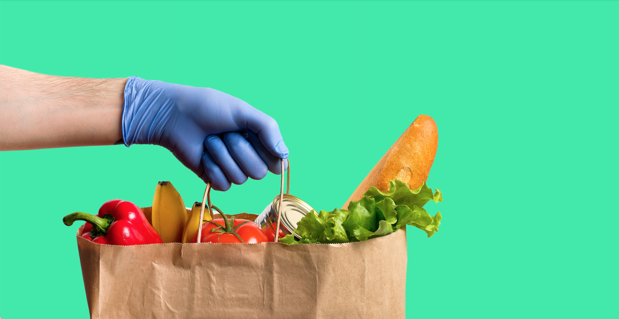 Let Walmart's new delivery service give you a hand with the drudgery of grocery shopping. (Photo: Getty)
