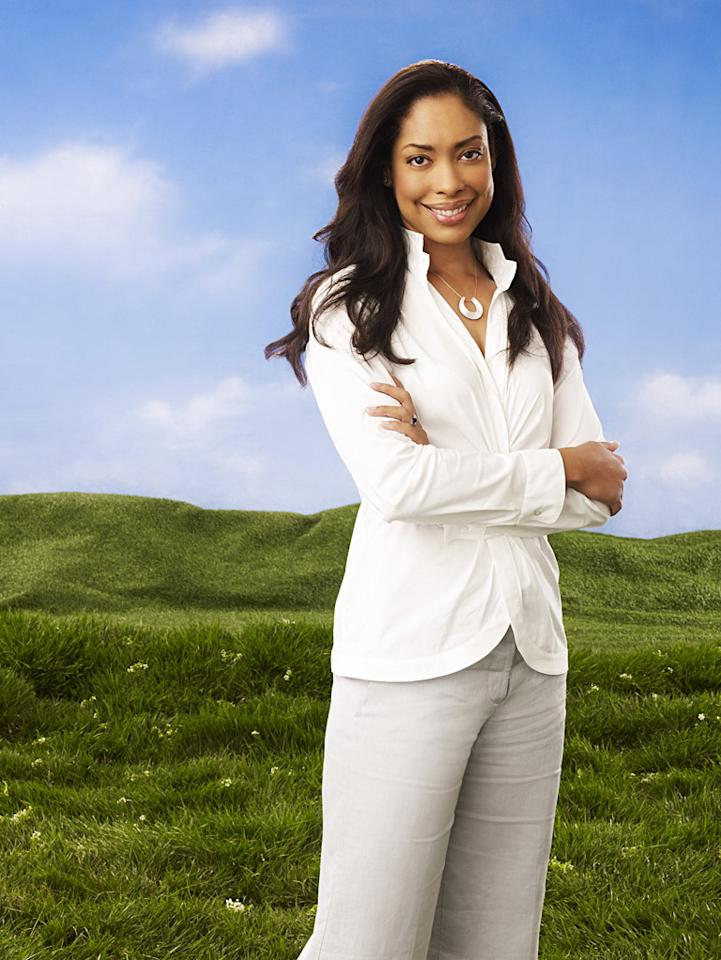 "Gina Torres stars as Dr. Dorothy Rand on ""Huge."""