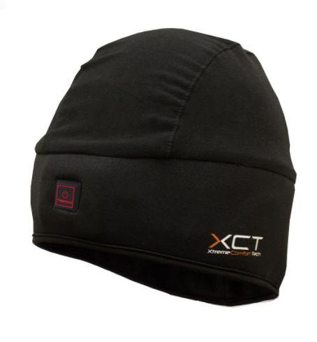 "Buy the <a href=""https://www.thewarmingstore.com/venture-heated-beanie.html"" target=""_blank"">Venture Heat battery-heated beanie hat</a> for $99.95."