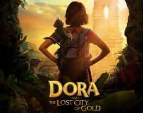 Dora And The Lost City Of Gold: Bound to entice the younger audience