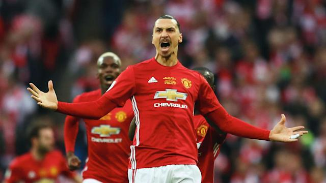 While the Red Devils are battling to secure a top-four spot in the Premier League, the star striker has backed his manager