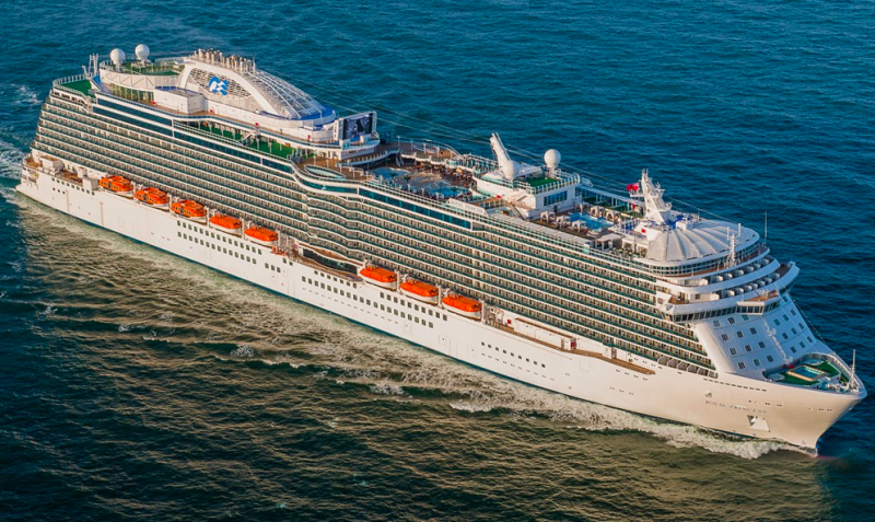 Woman's Death Aboard Princess Cruise Ship May Be Murder