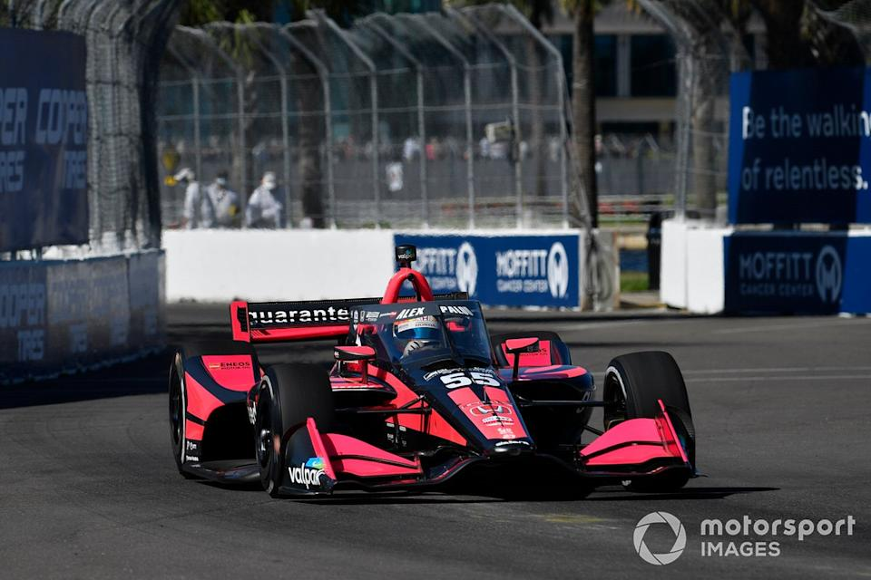 "Alex Palou, Dale Coyne Racing with Team Goh Honda<span class=""copyright"">Richard Dole / Motorsport Images</span>"
