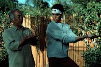 """<p><strong>Original release:</strong> 1984<br><strong>Reboot status:</strong> YouTube Red recently announced <a rel=""""nofollow"""" href=""""https://www.yahoo.com/tv/karate-kid-series-starring-ralph-macchio-william-zabka-coming-youtube-red-175400553.html"""" data-ylk=""""slk:a 10-episode series called Cobra Kai;outcm:mb_qualified_link;_E:mb_qualified_link;ct:story;"""" class=""""link rapid-noclick-resp yahoo-link"""">a 10-episode series called <em>Cobra Kai</em></a>, which will take place 30 years after the original film. Stars Ralph Macchio and William Zabka will reprise their roles as Daniel and Johnny, respectively. The series is slated to premiere in 2018.<br>(Photo: Everett Collection) </p>"""
