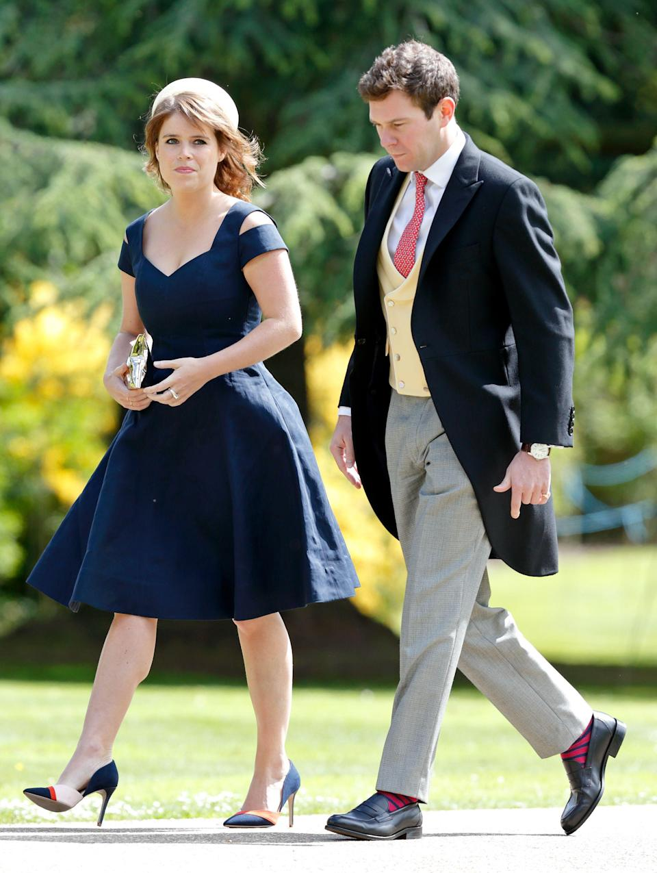 <p>The second royal wedding of the year calls for another list of celebrity guests. We've put together a list of notable names, from friends to work colleagues, who might be in attendance on Princess Eugenie's special day. </p>