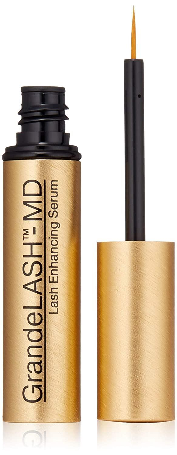 """<h2>30% Off Grande Cosmetics GrandeLASH-MD Lash Enhancing Serum</h2><br><br>""""I purchased Grande Lash on Prime Day (usually $65, down to $45). Applied nightly, this stuff makes my lashes grow like you wouldn't believe! I get asked daily if I have false lashes on. It's worth the $65, so $45 is a bargain. I bought three!""""<br><br><em>— Liz Worrall, Lead Client Partner</em><br><br><strong>Grande Cosmetics</strong> GrandeLASH-MD Lash Enhancing Serum, $, available at <a href=""""https://amzn.to/3dyCGEX"""" rel=""""nofollow noopener"""" target=""""_blank"""" data-ylk=""""slk:Amazon"""" class=""""link rapid-noclick-resp"""">Amazon</a>"""