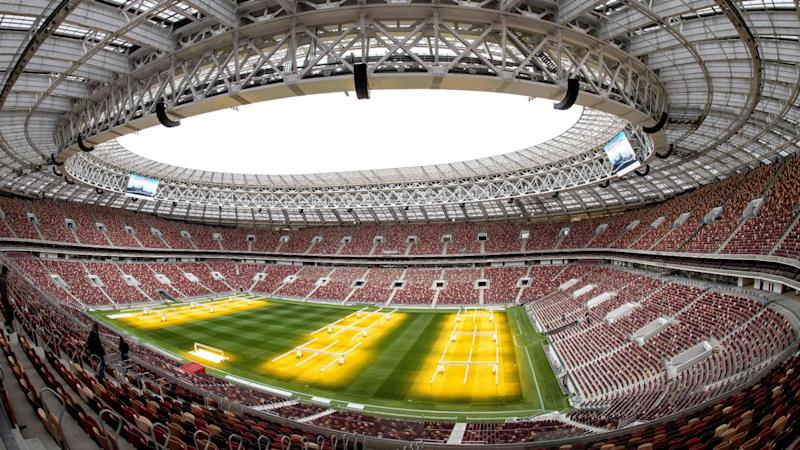 Brazil will meet Russia at World Cup final venue