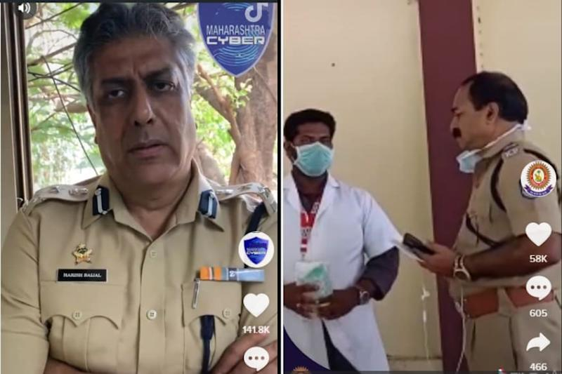 In Their Latest Millennial Avatar, Indian Cops are Now on TikTok to Reach Desi Janta