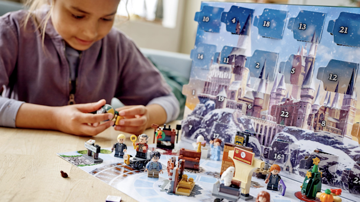 Here's where you can buy the 2021 Lego Harry Potter Advent Calendar.