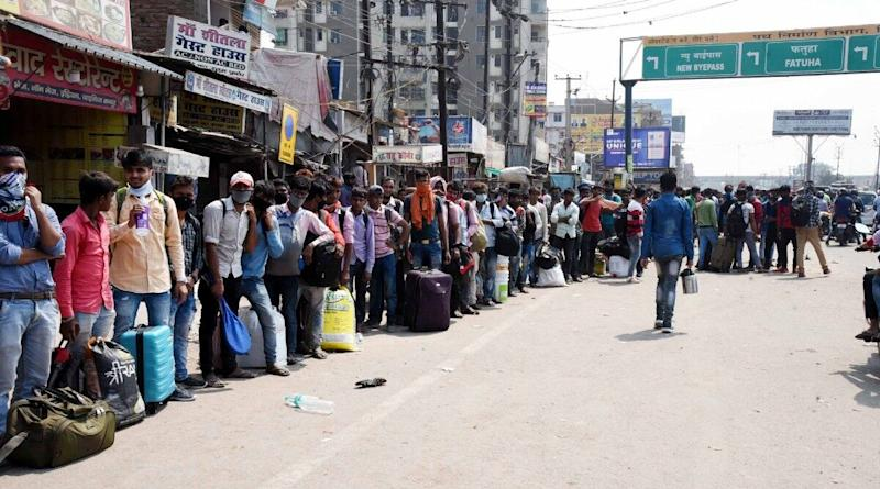 Increase Number of Buses, Coordinate With Ministry of Railways For Trains to Transport Migrant Workers: Centre to States