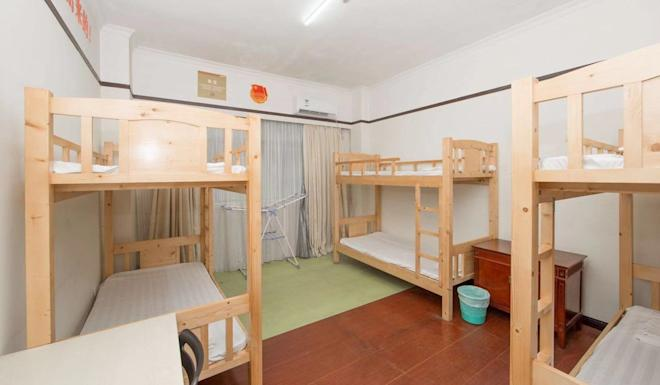 The students are offered seven days' free accommodation. Photo: Handout