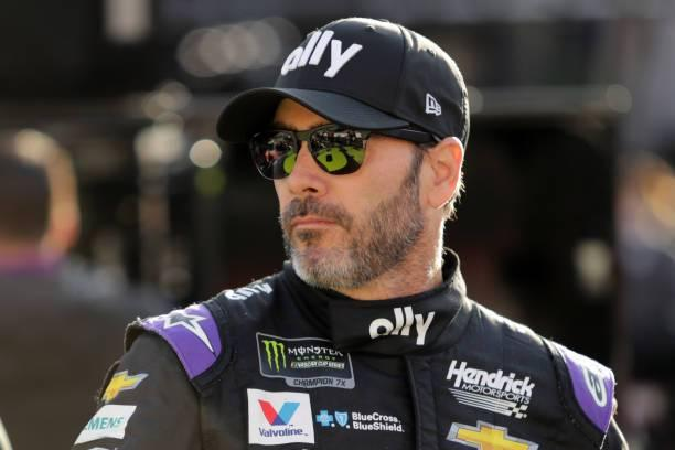 NASCAR star Jimmie Johnson tests positive for COVID-19, out indefinitely
