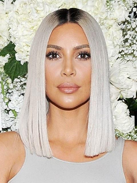 a19365e29b2 Kim Kardashian West Wore a Full Face of Makeup During Her Laser Treatment,  Which Is Ill-Advised