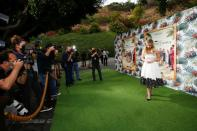 The White Lotus premiere in Los Angeles