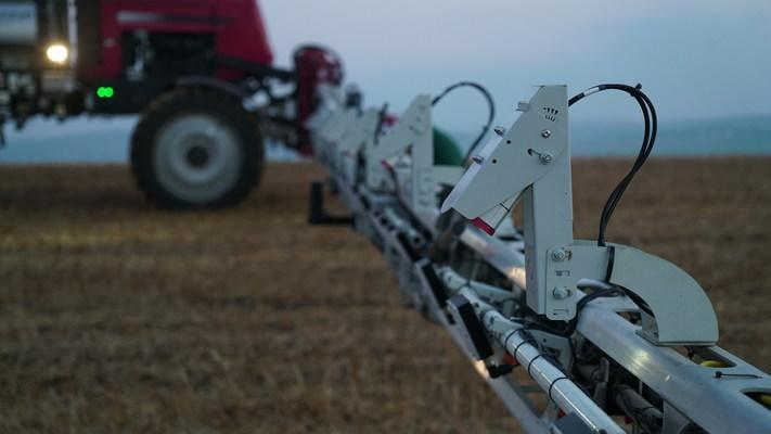 Greeneye's precision spraying technology is proven to cut herbicide use by 78% and reduce costs by more than 50% on average compared to standard broadcast spraying