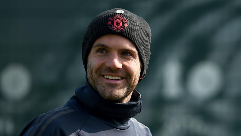 Mata has been offered Man Utd deal but has other options, says father