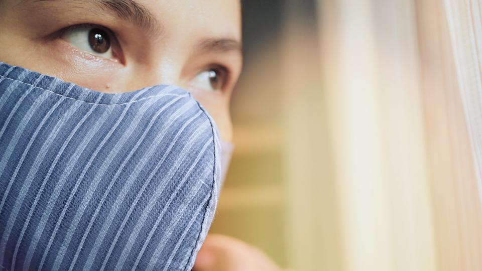 Are all cloth masks equal in their COVID-19-prevention powers? Some claim those with antimicrobial fabric work better, while others say they may be a waste of money. (Getty Images)