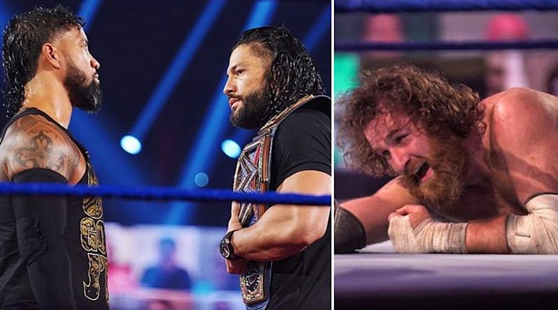 WWE SmackDown Oct 2, 2020 Results and Highlights: Jey Uso Demands Universal Title Rematch Against Roman Reigns; Sami Zayn Defeats Jeff Hardy to Retain Intercontinental Championship (View Pics)