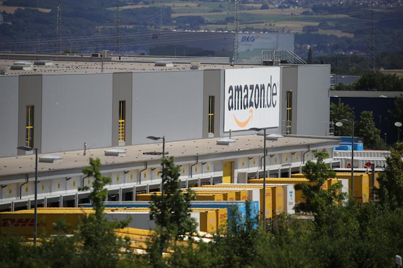 Amazon Workers Strike Over Pay And Coronavirus Danger