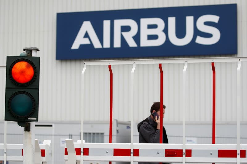 Airbus jet deliveries slip in August, stays ahead of Boeing