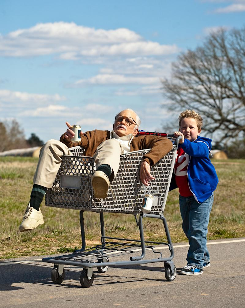 'Bad Grandpa' tops box office with $32M