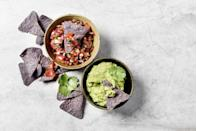 <p>We all know that people love a big spread. The perfect summer BBQ will have loads of vibrant veg, seasonal salads and amazing crowd-pleasing vegan mains that will make the meat-eaters jealous. </p><p>Every time I host a BBQ, I always make a fresh tomato salsa, a big bowl of guacamole, and have potato wedges and lots of sweet and sticky caramelised onions to go on top of sausages and burgers. </p><p>I also love to make a few different salads to go alongside the BBQ dishes. The great thing about having tons of salads at a BBQ is that you can make these ahead of people arriving so you can really enjoy the BBQ and relax, instead of being stuck in the kitchen.</p>