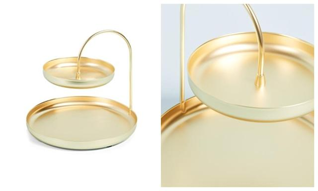 Shopbop @Home Pose Double Jewelry Tray