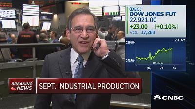 CNBC's Rick Santelli breaks down the latest data on manufacturing, mining and utilities.