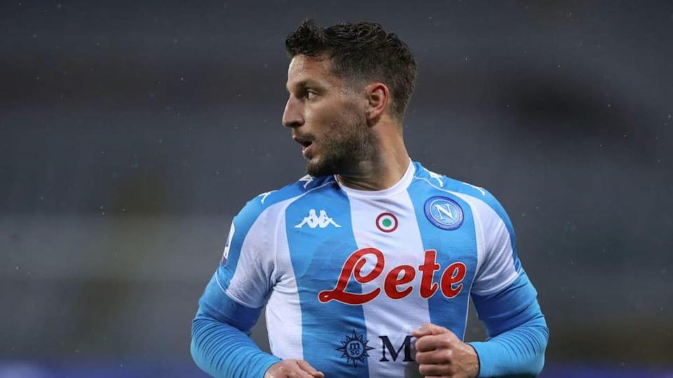 Mertens, attaccante del Napoli | Jonathan Moscrop/Getty Images