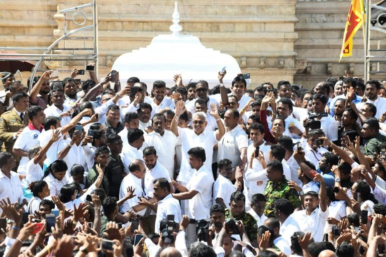 Gotabaya Rajapaksa's landslide election win split the island nation of 21.6 million on religious and ethnic lines as never before