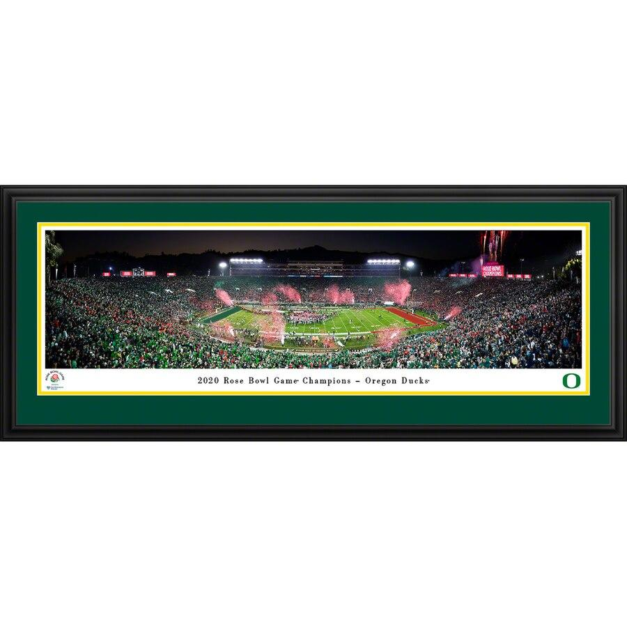 Rose Bowl Oregon panoramic photo