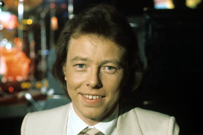 Passed away: English singer-songwriter Peter Skellern has died aged 69: Rex